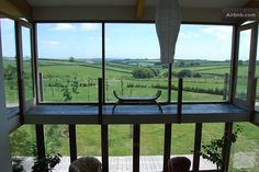 Eco House with Stunning Views in Beaminster