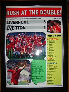 Liverpool 3 Everton 1 - 1986 FA Cup final - framed print Lilywhite Multimedia http://www.amazon.co.uk/dp/B00Z1F1KNU/ref=cm_sw_r_pi_dp_hJm1vb0AW9K98