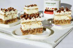 Prajitura Deliciu 3 Vanilla Cake, Tiramisu, Deserts, Food And Drink, Baking, Ethnic Recipes, Amp, Pies, Bakken