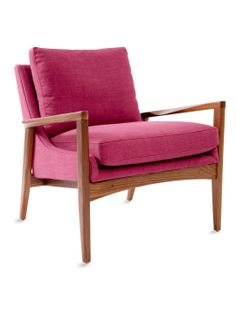 soren walnut frame chair