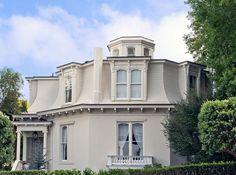 San Francisco Landmark 36: Feusier Octagon House