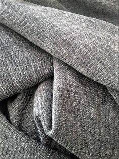 Upholstery Grey Anthracite Fabric Width 57 Charcoal Grey