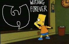 Bart + Wu-Tang