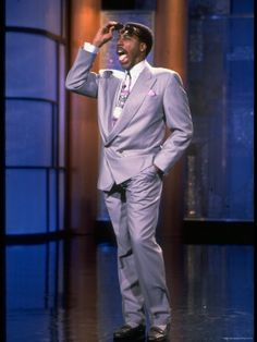 Arsenio Hall, actor, comedian and talk show host