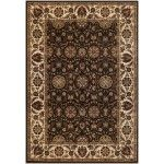 Chandra Rugs - Silver Brown/Multi Rugs - SIL12001  SPECIAL PRICE: $183.50