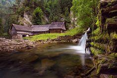 Mlyny a Oblazy-Kvačianska Dolina - Slovakia