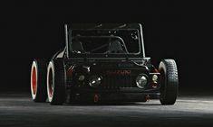 rat rod #trucks and #cars Rat Rods, Rat Rod Cars, Suzuki Jimny, Auto Motor Sport, Motor Car, Dodge Trucks, Big Trucks, Suzuki Sj 410, Offroader