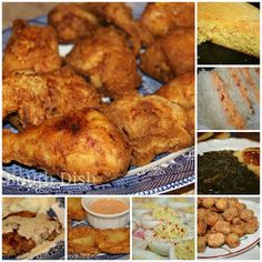 Deep South Dish: Southern Favorites and Classic Southern Recipes