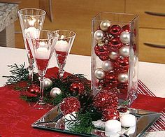 Easy Vase and Tray- everyday glassware & beautiful ornaments