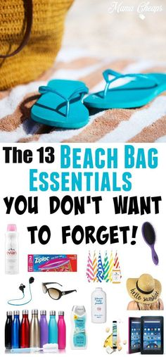 21c112ffbf0b32 The 13 Beach Bag Essentials You Don t Want to Forget