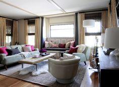 Ore Studios Interior Design - Glamorous Converted Library