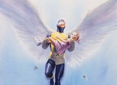 The Angel by Alex Ross.