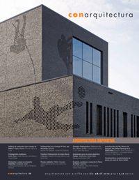 ConArquitectura : Arquitectura con arcilla cocida no. 50 (abril 2014) http://encore.fama.us.es/iii/encore/record/C__Rb1527281?lang=spi