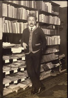 Albert Einstein, 1920