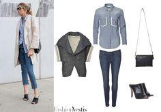 Camille-Charriere-im-Celebrity-Look-mit-Mules-bei-Fashionvestis  www.fashionvestis.com