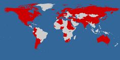 Literarische Weltreise, literary world tour