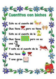 Spanish Lessons For Kids, Teaching Babies, Spanish Songs, Free Mind, 4 Kids, Preschool Activities, Teaching Resources, Storytelling, Literacy
