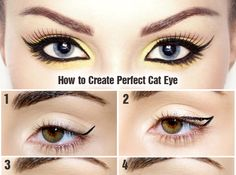 The cat eye flick, also called Lauren Conrad's mark look, is a little makeup trick each young lady claim to have in her collection. We'll concede, it's not easy to master it but rather with the correct tools and some steps, soon you'll be applying a cat eye flick like a pro. Since the instruments utilized can make this look, make certain to utilize some you know and love or ones that come highly recommended.