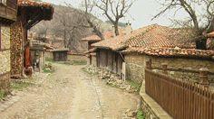 The tiny streets of Jeravna, BG