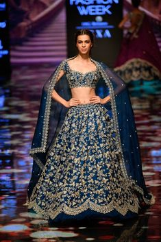 New Anushree Reddy 2019 Lakme Fashion Week Lehenga Prices - Wedding Outfits For Women, Indian Wedding Outfits, Bridal Outfits, Indian Outfits, Bridal Dresses, Indian Weddings, Gold Lehenga, Bridal Lehenga Choli, Indian Lehenga