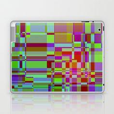 Pattern X Laptop & iPad Skin by Fine2art - $25.00