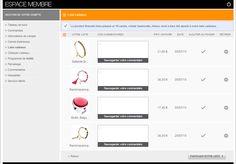 CONCOURS : 100 euros de bijoux à choisir chez Linea Chic
