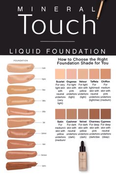 Find your perfect Foundation Shade! https://www.youniqueproducts.com/sarahjensen