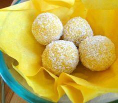 One-Ingredient Mango Jam and Mango Energy Balls Vegan Snacks, Healthy Treats, Cas, Raw Food Recipes, Snack Recipes, Mango Jam, Eat Smart, Low Sugar, Raw Vegan
