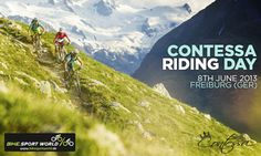 Take part in Contessa Riding Days - Visit: http://www.scott-sports.com/gb/en/event/