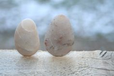 Sea Stone Pendants Beach Stone Pendants by BalticBeachTreasures