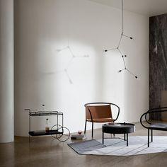 Un fauteuil pour chaque style à retrouver sur silveraeshop. Le fauteuil Afteroom édité par Menu s'inspire de deux grands classiques du design : le fauteuil Thonet de Michael Thonet et la Spanish Chair de Børge Mogensen