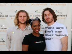 White Guys Don't Like Black Women?? - YouTube