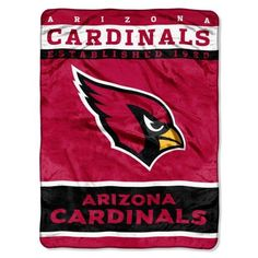 #Arizona #Cardinals #NFL Team Blanket ~ Large Blanket / Throw is perfect at the game or on the couch. Sure to be a fan favorite for many years.    Our NFL Blankets are: Officially NFL Licensed  Machine wash & dry  100% polyester 60x80 Soft, #Warm & Cozy @NFL #Arizona Cardinals @USA Football @Arizona Cardinals Football Club #ArizonaCardinalsFootballClub