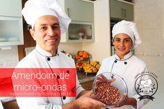 Ednaldo na Cozinha - Amendoim de micro-ondas #02