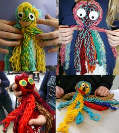 Man, should've seen this a while ago so I could suggest it to all those finger-knitting kiddos