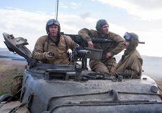 8 New Images From Fury Showcase Brad Pitt, Shia LaBeouf, Logan Lerman & Tank Action