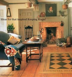 2011 Catalog : Early American Floorcloths