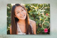 Side Note Graduation Announcements by Baumbirdy at minted.com