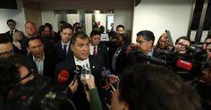 osCurve   Contactos : Correa: los papeles de Panamá' buscan dañar a cier...