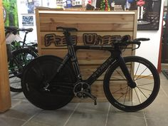 Storck Aero TT - Dura Ace Di2 - Lightweight customized by Free Wheels