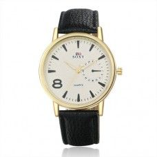 Mens Gold Watches 0057-A-W