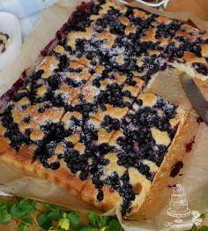 Nopea mustikkapiirakka #mustikka #piirakka Finnish Recipes, Best Low Carb Recipes, Sweet Pastries, Natural Lifestyle, Something Sweet, Cheesesteak, Baking Recipes, Tart, Sweet Tooth