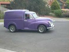 Image result for Morris Minor van