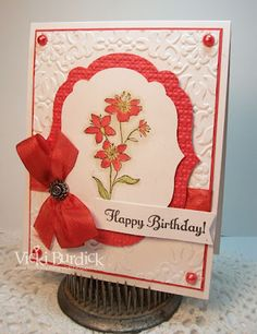 Stampin Up!, handmade cards, cards, Simply Soft
