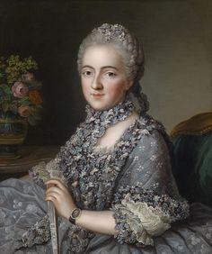 Guillaume Voiriot Bildnis einer Dame.jpg