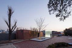www.veredas.arq.br---- Pin Veredas Arquitetura--- Inspiração Galeria de Escritório e Instalações Hong-Hyun Bukchon / Interkerd Architects - 5