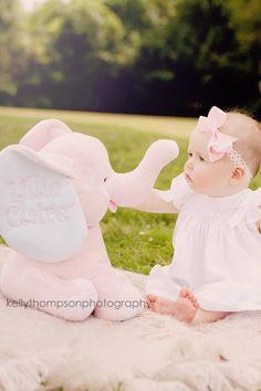 Kelly Thompson Photography: Lillie 6 months - Murfreesboro Nashville Baby Family Photographer