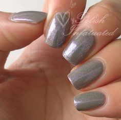 High Society layered with Ozotic 906 -Polish Infatuated