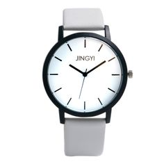 Fashion Simple Style Wrist Watch Men Male Casaul Watches 3 Colors Quartz Mens Wristwatch Gift Boy   W04380-in Women's Watches from Watches on Aliexpress.com   Alibaba Group