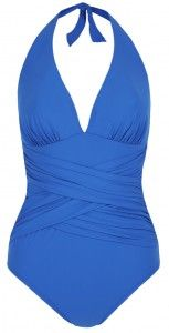 flattering swimsuit for women over 50 - photo Land's End prshots.com